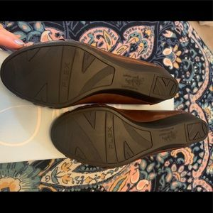 Life Stride Shoes - Lifestride Brown Slip Ons, Women's Size 6